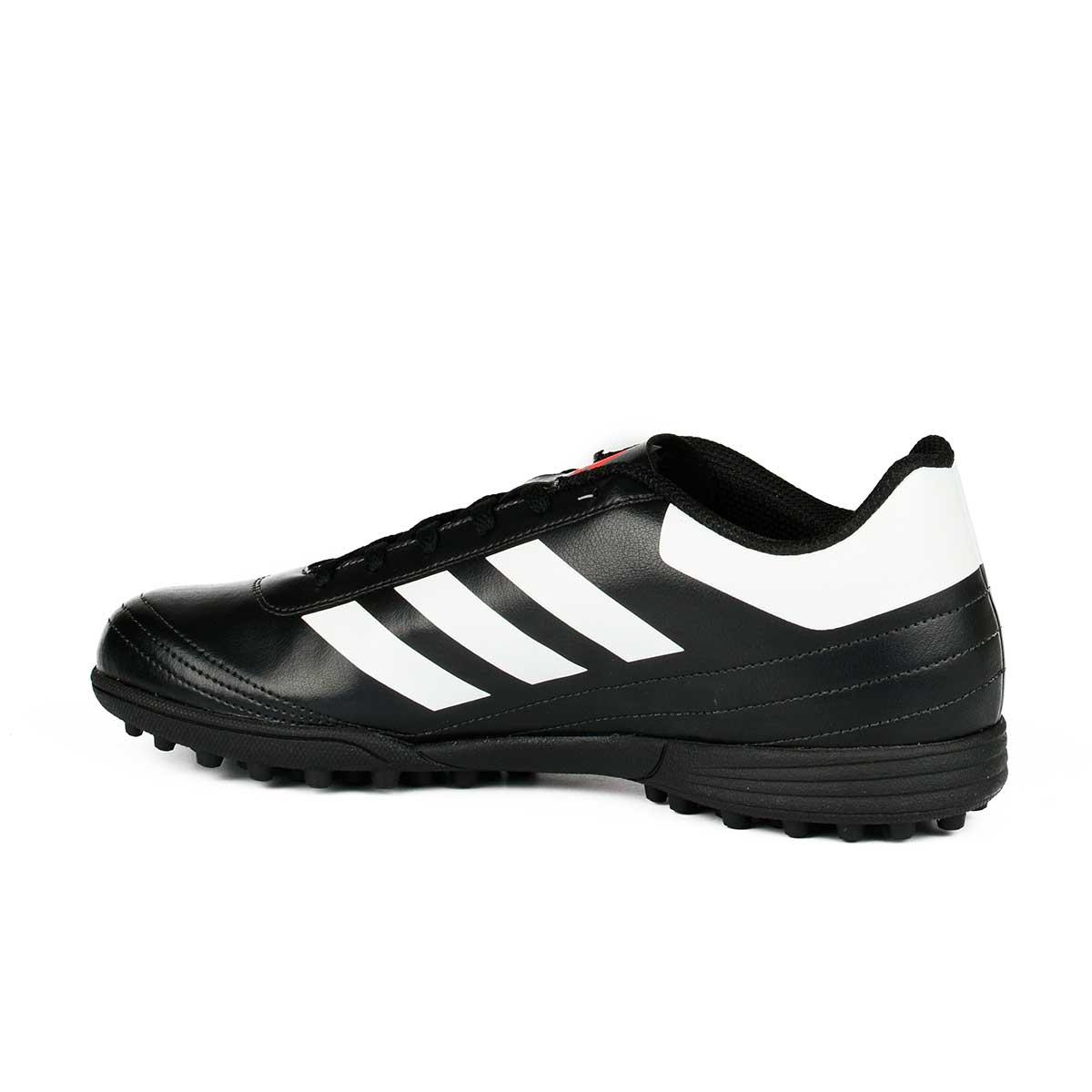 966117bfc2 Chuteira Society Adidas Goletto VI TF Preto Branco. Referência  Adidas  AQ4299