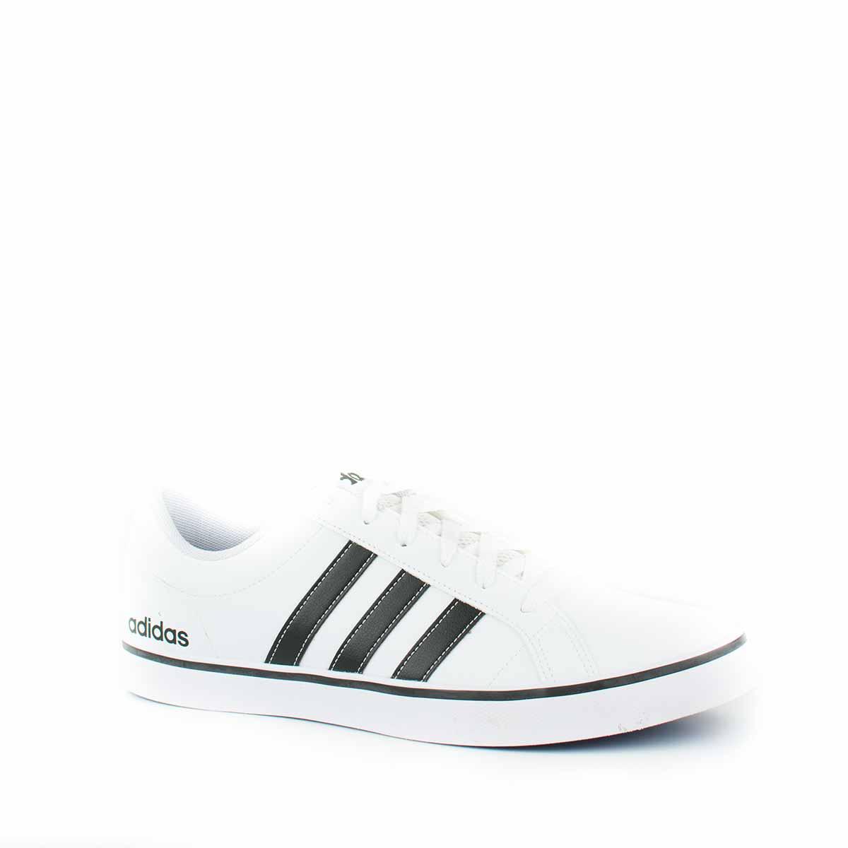 53d21794cb3d1 Tênis Casual Adidas Pace Vs Branco Preto. Referência  Adidas AW4594